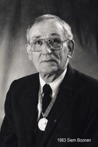 1983 – Siem Boonen