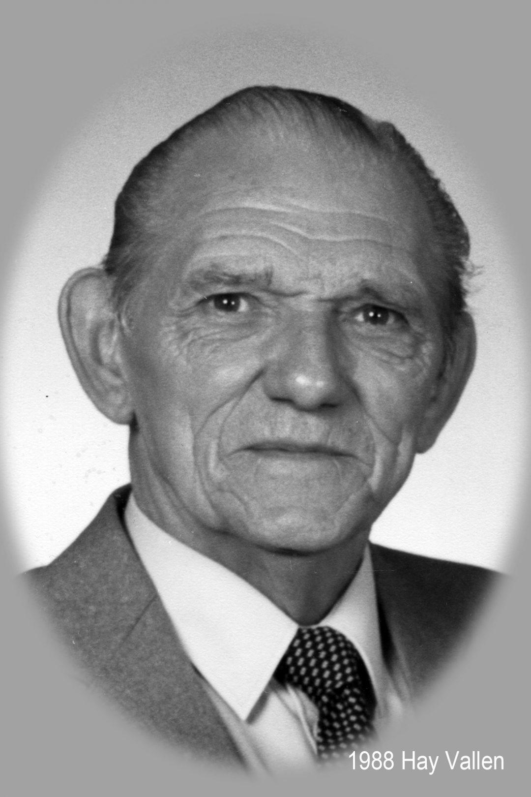 1988 – Hay Vallen
