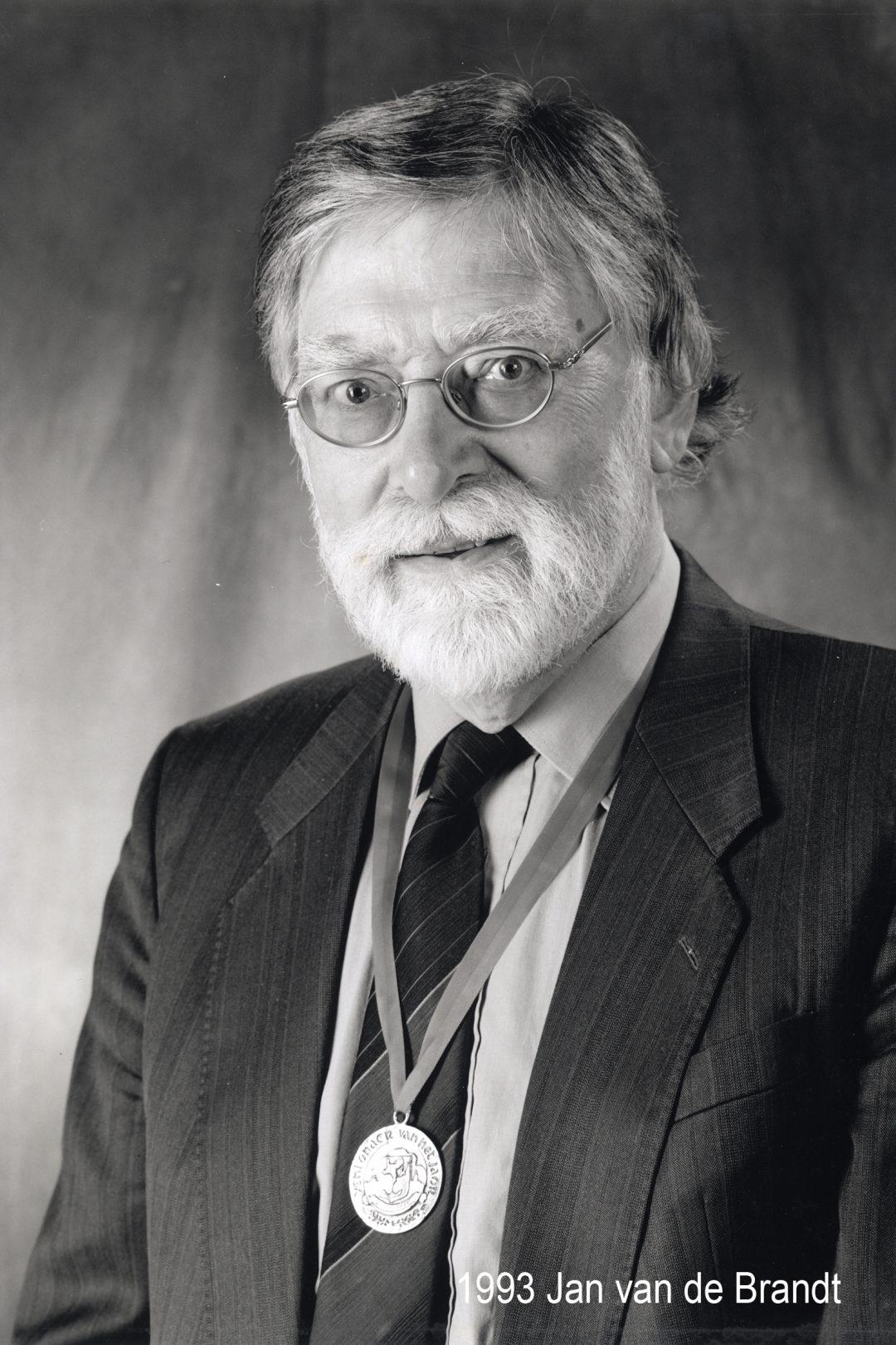 1993 – Jan van de Brandt