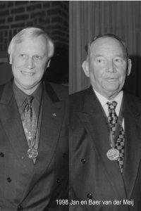 1998 – Jan en Baer van der Meij